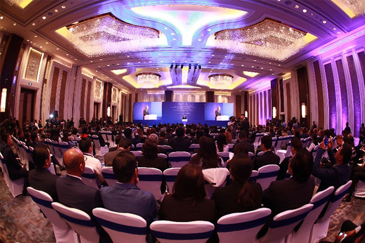 BCM co-organizes Boao Forum for Asia Ulaanbaatar Conference